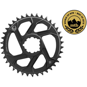 SRAM X-Sync Eagle Chain Ring DM 12-delt 6mm black